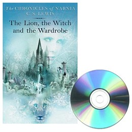 Lion, the Witch, and the Wardrobe - Book and CD E1483
