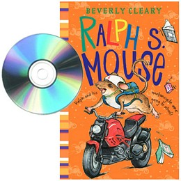 Ralph S. Mouse - Book and CD E1756