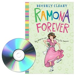 Ramona Forever - Book and CD E1764