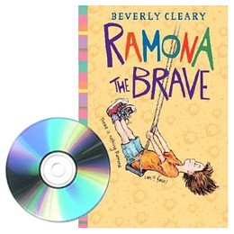 Ramona the Brave - Book and CD E1773
