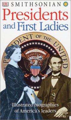 Smithsonian Presidents and First Ladies B2753