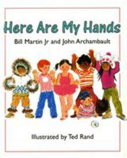 Here Are My Hands B0733