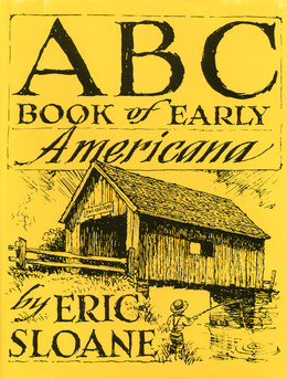 ABC Book of Early Americana (Hardcover) TR10