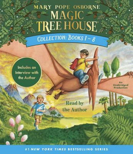 Magic Tree House Collection (Audio Book on CD) CD5001