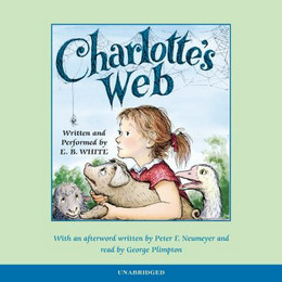 Charlotte's Web (Audio Book on CD) CD0023W