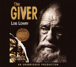 Giver (Audio Book on CD) CD0436W