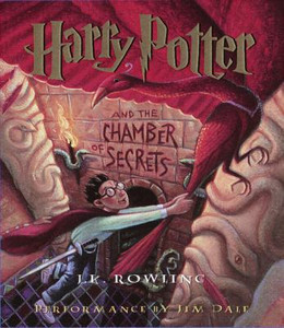 Harry Potter and the Chamber of Secrets (Audio Book on CD) CD2696