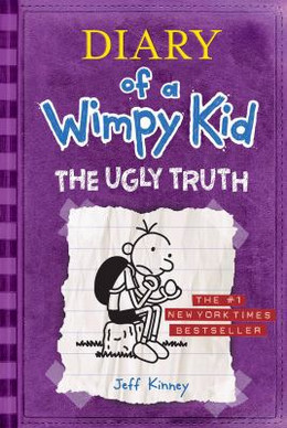 DIARY OF A WIMPY KID: THE UGLY TRUTH (Hardcover), Kinney BH3951