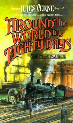 AROUND THE WORLD IN EIGHTY DAYS (Tor Edition), Verne P1202