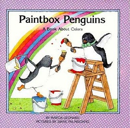 Paintbox Penguins, Leonard B2271