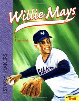 Willie Mays, Young Superstar B1363