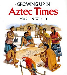 Growing Up in Aztec Times, Wood B2356