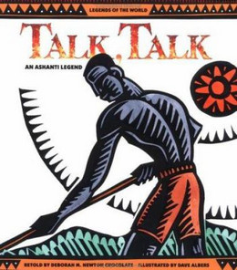 Talk, Talk: An Ashanti Legend (Hardcover) B2877