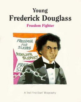Young Frederick Douglass, Woods B3195