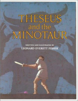 Theseus and the Minotaur B0319