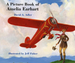 Picture Book of Amelia Earhart B8419