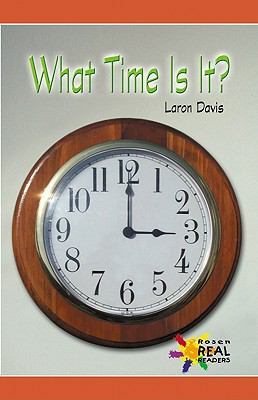 What Time Is It?, Davis 9780823963515