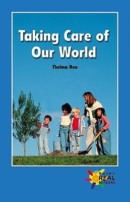 Taking Care of Our World B8264