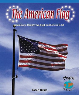 American Flag : Learning to Identify Two-Digit Numbers up to 50 B8268