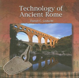 Technology of Ancient Rome B8549