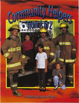 Community Helpers from A to Z B8190