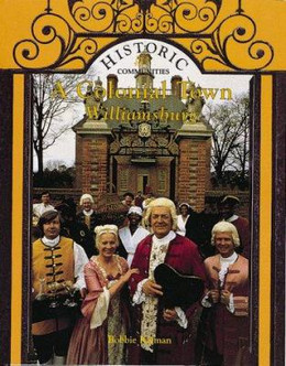 Colonial Town: Williamsburg B3455