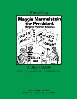 Maggie Marmelstein for President (Novel-Tie) S0067