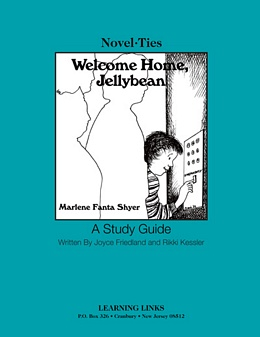 Welcome Home, Jellybean (Novel-Tie) S0112