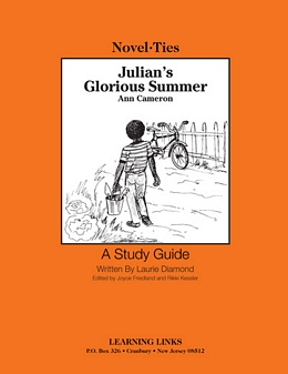 Julian's Glorious Summer (Novel-Tie) S0549