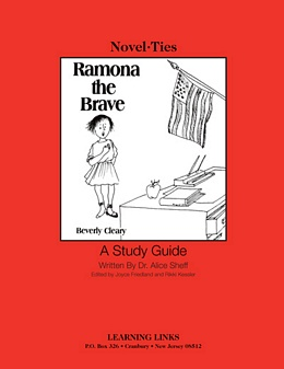 Ramona the Brave (Novel-Tie) S0565