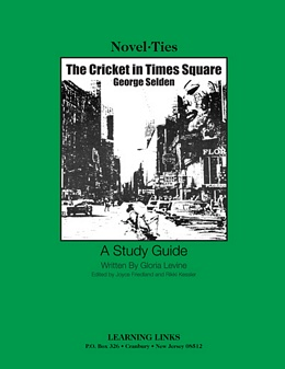 Cricket in Times Square (Novel-Tie) S0229