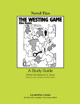 Westing Game (Novel-Tie) S0113