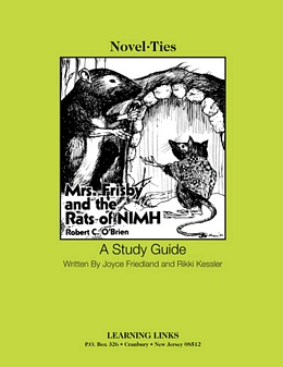 Mrs. Frisby and the Rats of Nimh (Novel-Tie) S0071