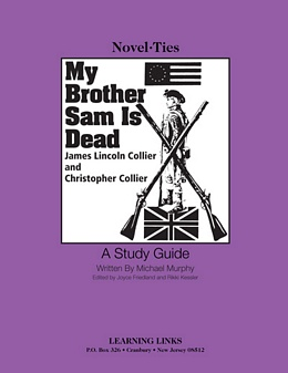 My Brother Sam is Dead (Novel-Tie) S0069