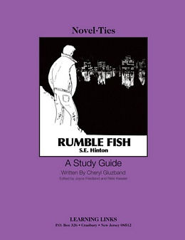 Rumble Fish (Novel-Tie) S0090