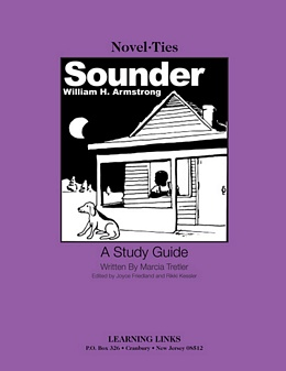 Sounder (Novel-Tie) S0198