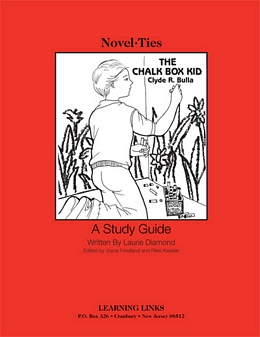 Chalk Box Kid (Novel-Tie) S0988