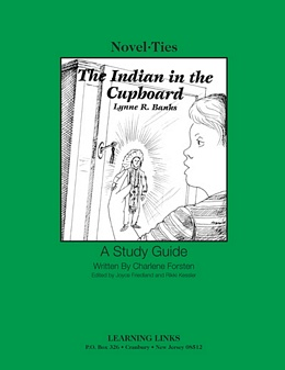 Indian in the Cupboard (Novel-Tie) S0992