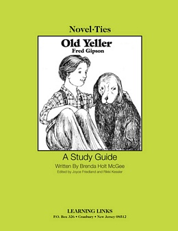 Old Yeller (Novel-Tie) S0077