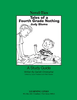Tales of a Fourth Grade Nothing (Novel-Tie) S1067