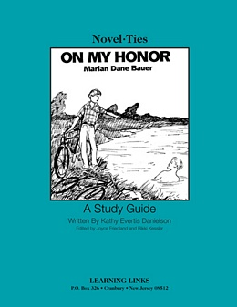 On My Honor (Novel-Tie) S0997