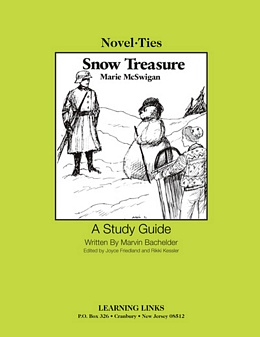 Snow Treasure (Novel-Tie) S1072