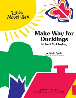 Make Way for Ducklings (Little Novel-Tie) L0380