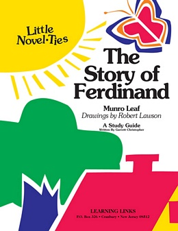 Story of Ferdinand (Little Novel-Tie) L0414