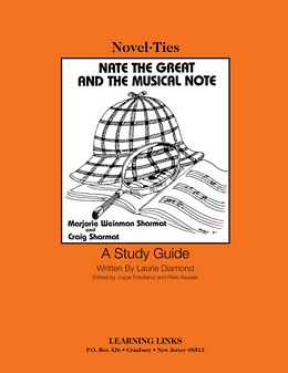 Nate the Great and the Musical Note (Novel-Tie) S1403