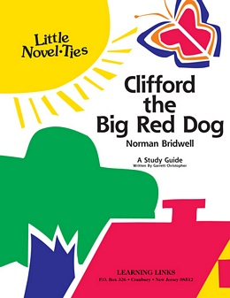 Clifford, the Big Red Dog (Little Novel-Tie) L0685