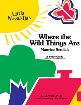 Where the Wild Things are (Little Novel-Tie) L0422