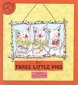 Three Little Pigs B1822