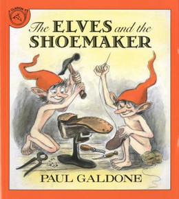 Elves and the Shoemaker, Galdone B0702