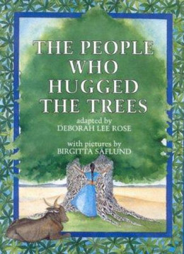 People Who Hugged the Trees (Hardcover) BH2101